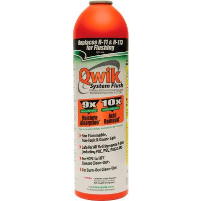 Qwik System Flush® Orange QT1100 - 2 Lb. Aerosol Container