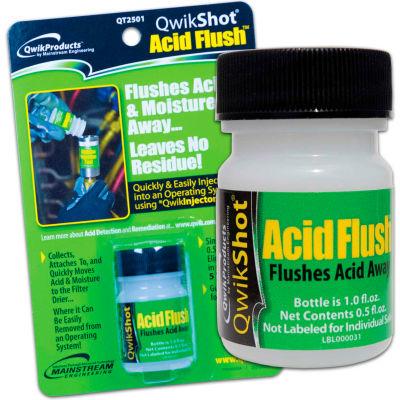 QwikShot® Acid Flush™ .5 Oz QT2501