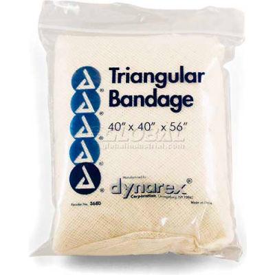 "Triangular Bandage, 40"" x 40"" x 56"", 1/Bag"