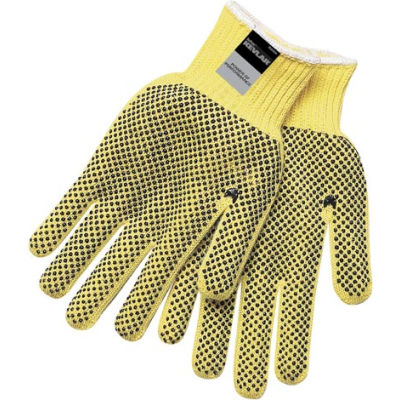 Kevlar® Two-Sided PVC Dots Gloves, MCR Safety, 9366S, 1-Pair