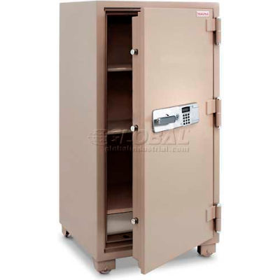 "Mesa Safe Fire Safe MFS100E 2-Hr Fire KS/JIS Certified, Digital Lock, 23-5/8""W x 21""D x 39-3/8""H"
