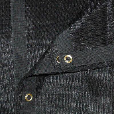 Xtarps, MN-DN-1018, Debris Safety Netting, 10'H x 18'W, Black