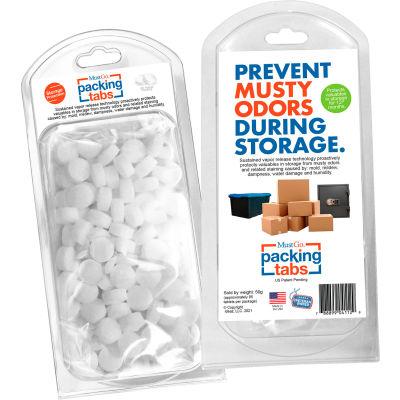 MustGo® Odor Eliminator Storage Tablets - 95 Tablet Pack - Pkg Qty 24
