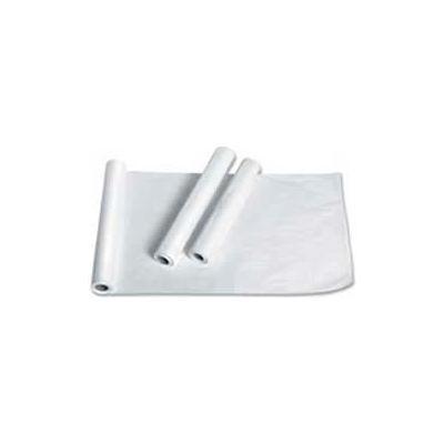 "Medline NON23321 Standard Crepe Exam Table Paper, 20""W x 125'L, White, 12 Rolls/Carton"