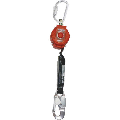 TurboLite™ Personal Fall Limiters, MILLER BY HONEYWELL MFL-11-Z7/6FT