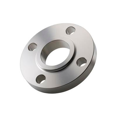 "304 Stainless Steel Class 300 Slip-On Flange 1"" Female - Pkg Qty 3"