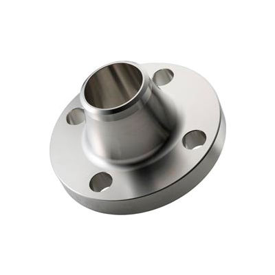 """304 Stainless Steel Class 300 Weld Neck Schedule 40 Bore Flange 2"""" Female - Pkg Qty 2"""