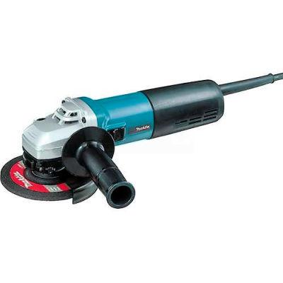 "Makita® 5"" SJS Angle Grinder, 9565CV, 12 Amp, 2,800-10,500 RPM, Var. Speed, 5/8""-11"
