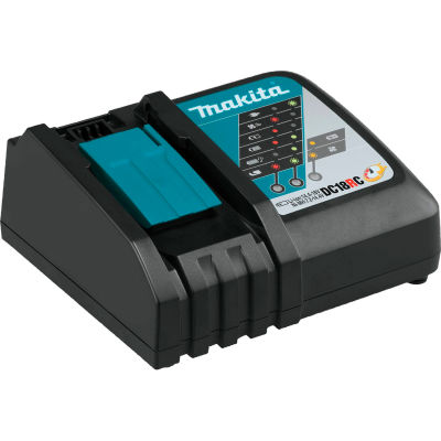Makita® Charger, DC18RC, 18V Lithium-Ion Rapid