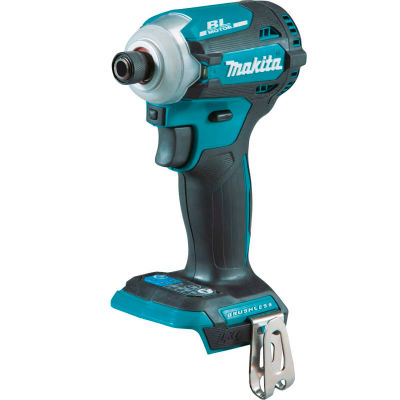 Makita® LXT® 4-Speed Impact Driver Kit, 5.0Ah, Li-Ion, 18V, Brushless, Cordless