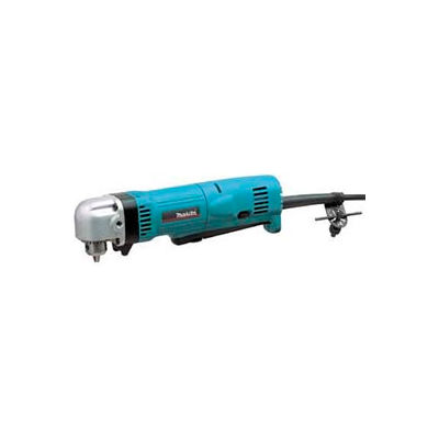 "Makita DA3010F, 3/8"" Angle Drill 4 AMP, 0-2,400 RPM, var. spd., reversible, L.E.D. Light"