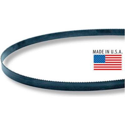 "M.K. Morse 1832060720BX1 - 6'  x 1/4"" x 0.025 Carbon Hard Edge Flexible Back 06 Hook Band Saw Blade"