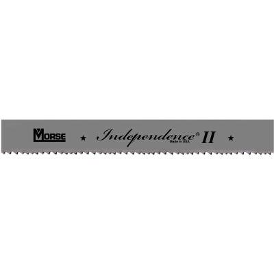"M.K. Morse 5561461740BX1 - 14' 6"" x 1-1/4"" x 0.042 Bimetal Independence II 4/6 Band Saw Blade"