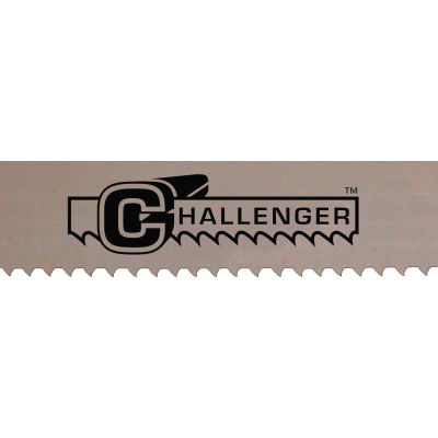 "M.K. Morse 9281342460BX1 - 20' 6"" x 1-1/2"" x 0.05 Challenger Structural 3/4 Heavy Set Band Saw Blade"