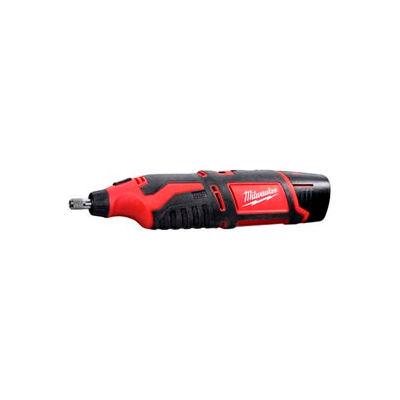 Milwaukee® 2460-21 M12™ Cordless Li-Ion Rotary Tool Kit