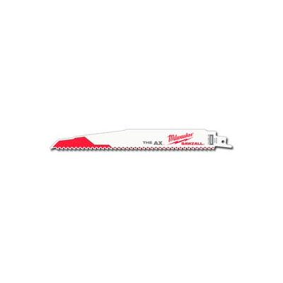 "Milwaukee® 48-00-5026 9"" 5 TPI The Ax™ SAWZALL® Blade (5 Pack)"