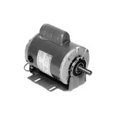 Marathon Motors Fan Blower Motor, B319, 056C17D2074, 3/4HP, 1800RPM, 115/208-230V, 1PH, 56 FR, DP