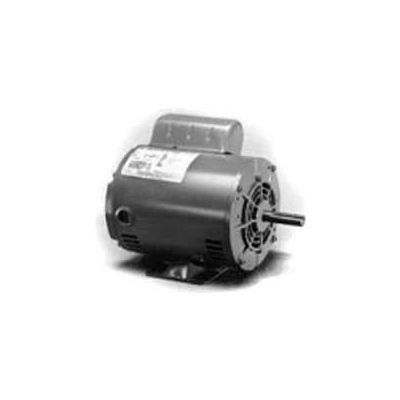 Marathon Motors, C182A, 1HP, 1725RPM, 115/208-230V, 1 Phase, 56 Frame, Drip Proof, Rigid