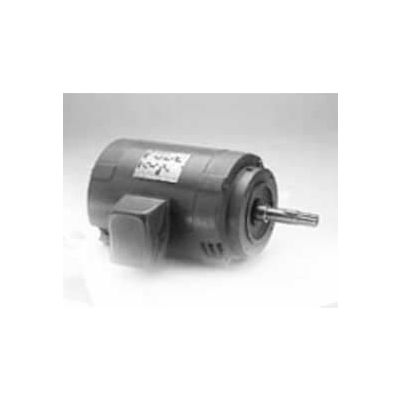 Marathon Motors Closed-Coupled Pump Motor, E102, 1.5HP, 230/460V, 1800RPM, 3PH, 143JM FR, DP