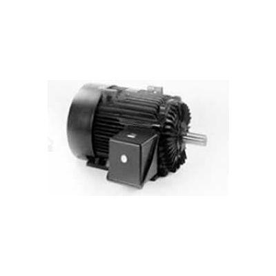 Marathon Motors Severe Duty Motor, E629, 444TTFS6536, 125HP, 460V, 1800RPM, 3PH, 444TS FR, TEFC