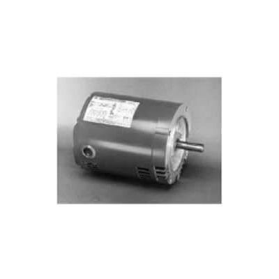 Marathon Motors Centrifugal Pump Motor, K221, 1HP, 208-230V, 3600RPM, 3PH, 56J FR, DP