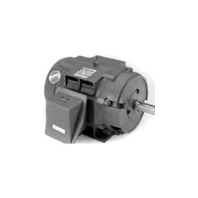 Marathon Motors Premium Efficiency Motor, U272, 100HP, 1200RPM, 230/460V, 3PH, 444T FR, DP