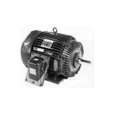 Marathon Motors Explosion Proof Motor, U005A, 5HP, 230/460V, 1800RPM, 3PH, EPFC