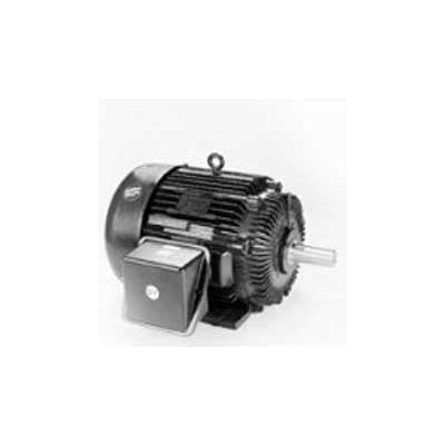 Marathon Motors Severe Duty Motor, W584, 364TSHFS9001, 60HP, 460V, 3600RPM, 3PH, 364TS FR, TEFC