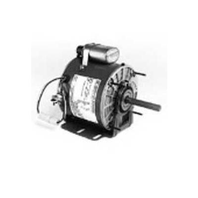 Marathon Motors Unit Heater Motor, X302, 048A11T199, 1/6 HP, 1075 RPM, 115 V, 1 PH, 48Y, TEAO