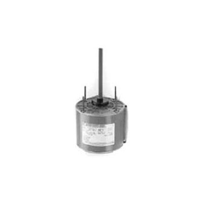 Marathon Motors Condenser Fan Motor, X424, 1/3HP, 1075 RPM, 460 V, 1 PH, 48Y FR, OPAO