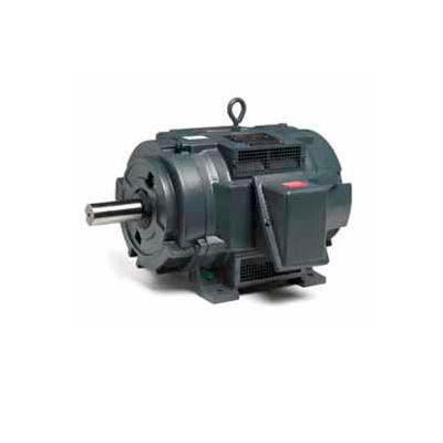 Marathon Motors Oil Well Pump Motor, Y216, 20HP, 230/460/796V, 1200RPM, 3PH, 286T FR, DP