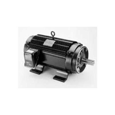 Marathon Motors Inverter Duty Motor, Y281, 56H17T15528,  3/4HP, 230/460V, 1800RPM, 3PH, 56C, TENV