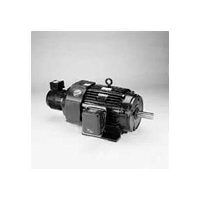 Marathon Motors Inverter Duty Motor, Y533, 449THFS8048, 350HP, 460V, 1800RPM, 3PH, 449T, TEBC