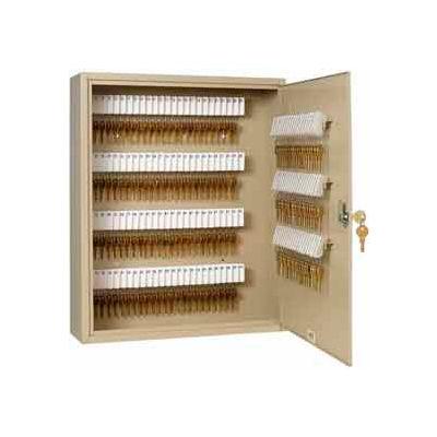 MMF STEELMASTER® Unitag™ 240 Key Cabinet 2019240C03 Combo Lock Sand
