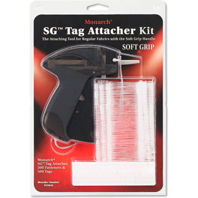 Monarch® SG™ Tag Attacher Kit - Tag Attacher, 500 Fasteners & 500 Tags