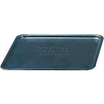 "Molded Fiberglass Fibrestat ESD Lid 920110 for Nesting Box 920100 - 11-3/4""L x 8-3/4""W"