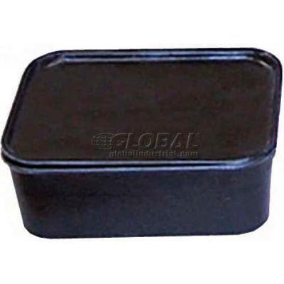 "Molded Fiberglass Fibrestat ESD Nesting Box 921100 - 6-1/8""L x 4-7/8""W x 2-1/8""H"