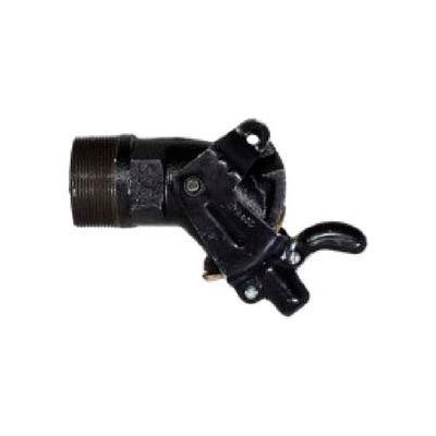 """Morse® Molasses Gate Cast Iron Drum Faucet 65-20 for 2"""" Bung"""