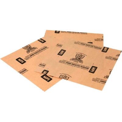 """Armor Wrap® Industrial VCI Paper, 30MPI, 12"""" x 12"""", 30#, 1000 Sheets"""