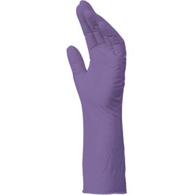 "MAPA® Trilites Grippy 983 Disposable Tri-Polymer Gloves, 11-1/2"" L, Powder-Free, 100/Box, XL"