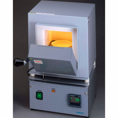 Thermo Scientific Thermolyne Small Benchtop Muffle Furnace with A1 Controller, 2.1L, 120V