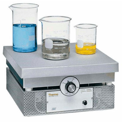 """Thermo Scientific 2200 Series Aluminum Top Hotplate, 12"""" x 12"""" Top Plate, 120V"""
