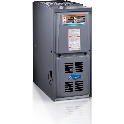 MRCOOL&174; 5 Ton Gas Furnace 110,000 BTU 80% AFUE Downflow 5-Speed