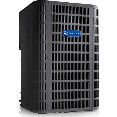 MR. COOL 2.5 Ton Split System A/C with Heat Pump Condenser - 16 SEER - 30000 BTU