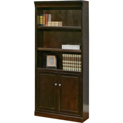 """Martin Furniture Fulton 72"""" Library Bookcase"""