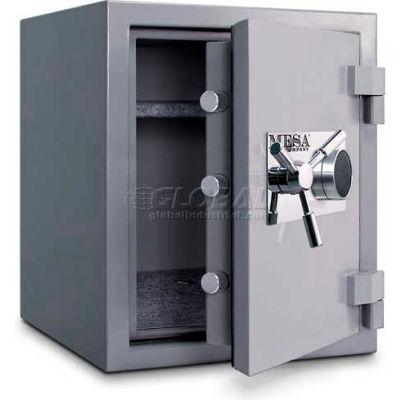 """Mesa Safe High Security Fire Safe MSC2520C 2-Hr Fire Rating, Mechanical Lock,22""""W x 22""""D x 26-1/2""""H"""