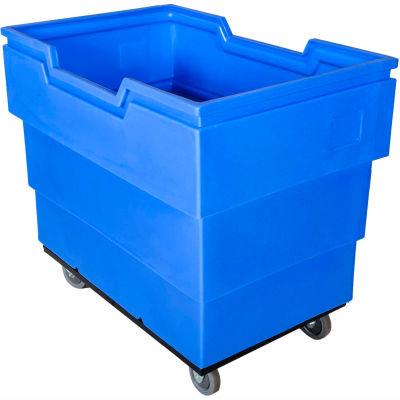 MODRoto Bulk Recycling Truck, 18 Bushel Capacity, Brilliant Orange - 50P16SBRIGHTORANGE