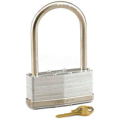 Master Lock® No. 101MK General Security Laminated Padlocks with Master Keyed System - Pkg Qty 20