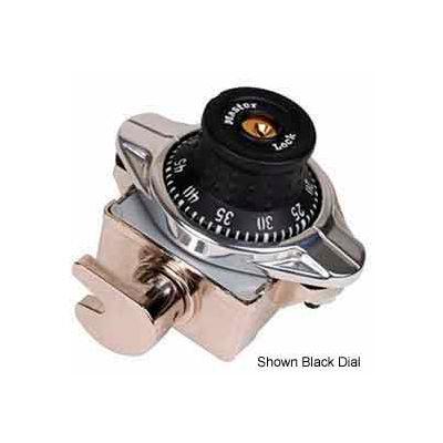 Master Lock® No. 1690MDGRN Built-In Combination Lock - Wrap Around Latch Technology - Green