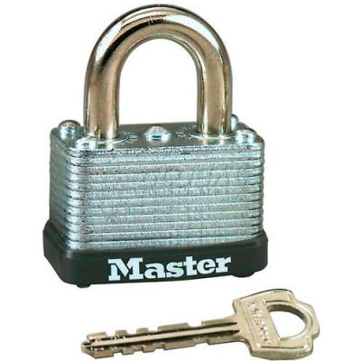 Master Lock® No. 22 Warded Laminated Padlocks - Pkg Qty 72